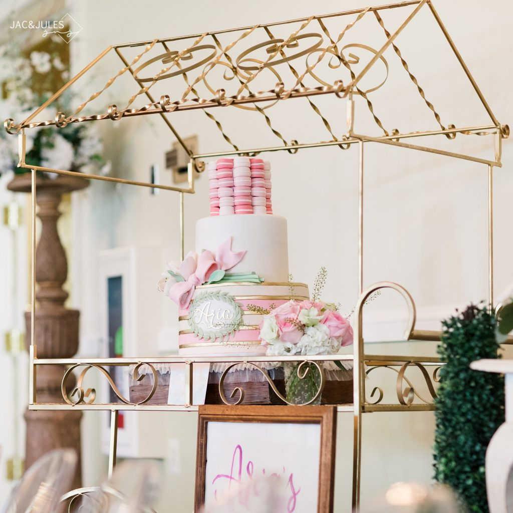 Parisian Birthday Party Inspiration - The Party Muse